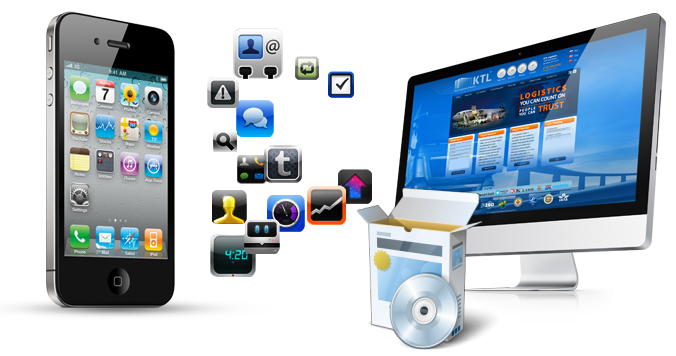 Window and Web based application, Mobile apps, Android, iOS